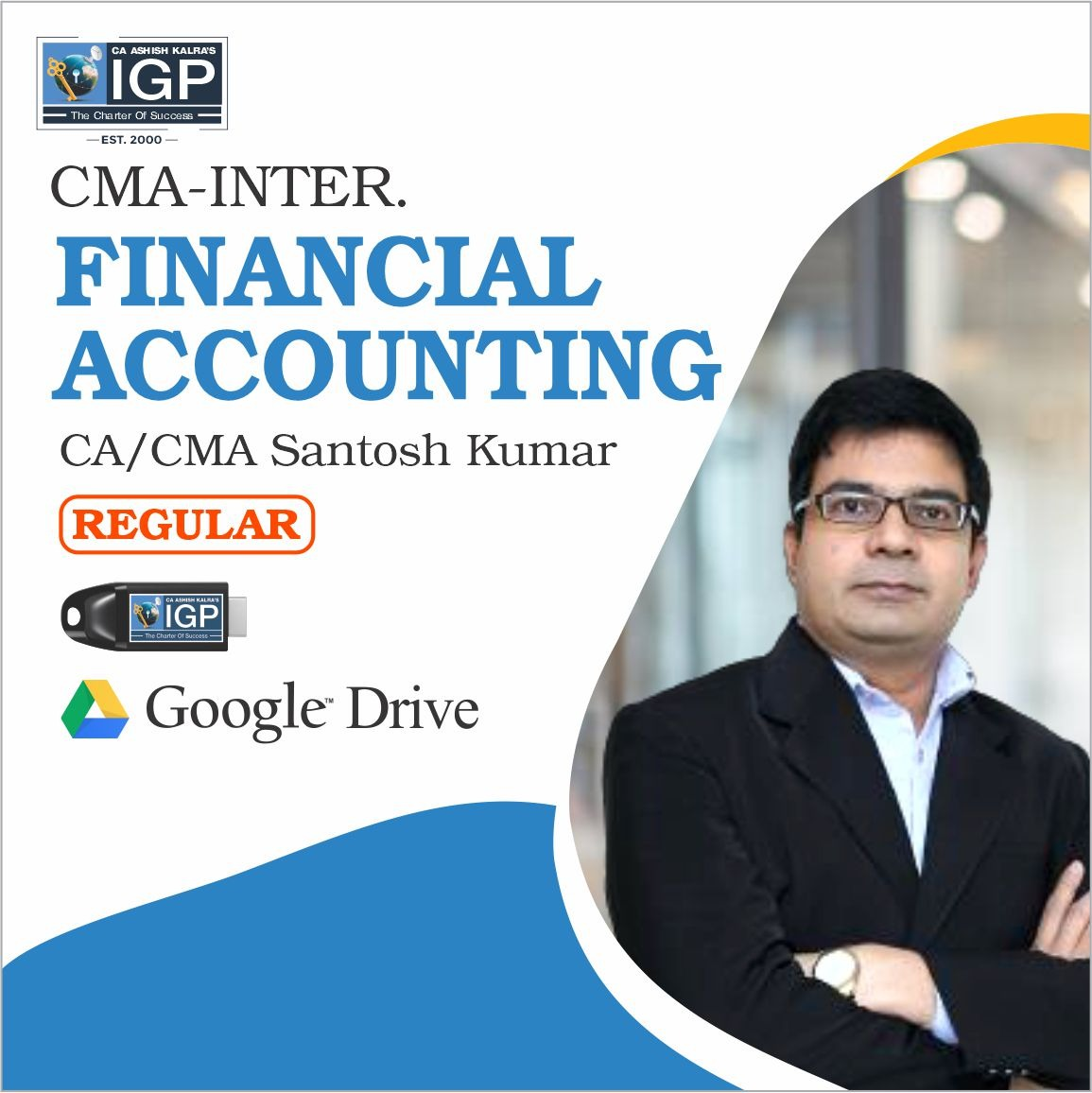 CMA-ACCOUNTS-CA/CMA SANTOSH KUMAR